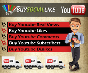buy genuine youtube views from buy social ilke